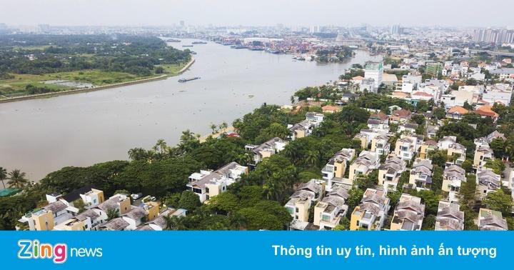 Khu Thảo Điền trả lại hẻm bờ sông Sài Gòn