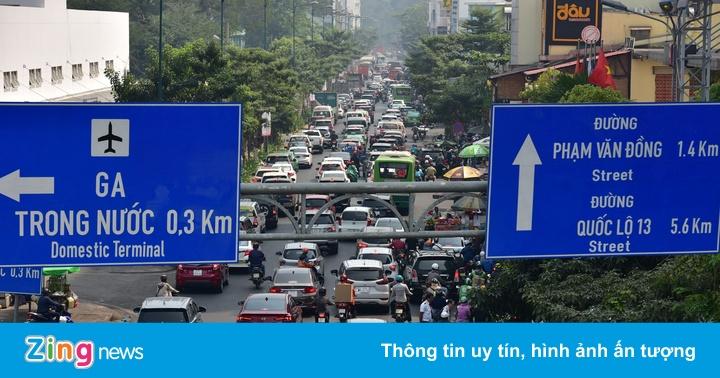 TP.HCM thúc tiến độ bàn giao đất quốc phòng để làm đường gần sân bay