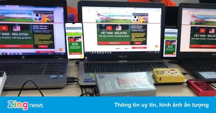 Vé Chung kết AFF Cup: Ảnh chế nỗi khổ khi săn vé online trận chung kết Việt Nam – Malaysia – Cộng đồng mạng