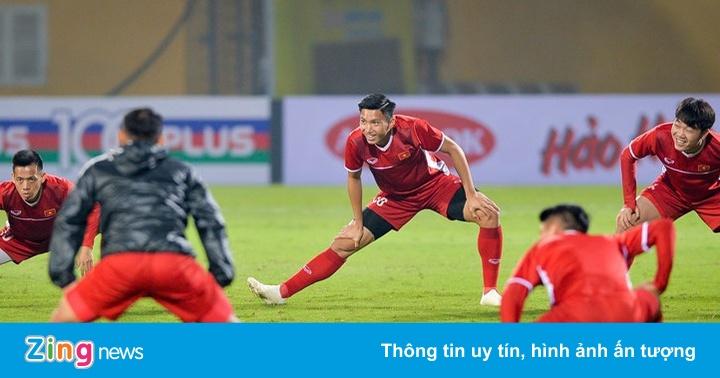 Gia đình cầu thủ tin tuyển Việt Nam thắng đậm Campuchia