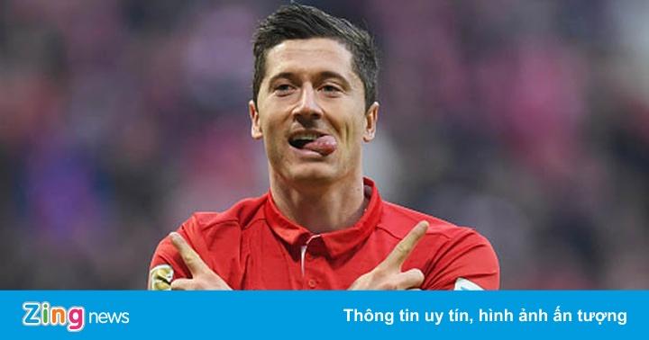 Bayern Munich không bán Lewandowski