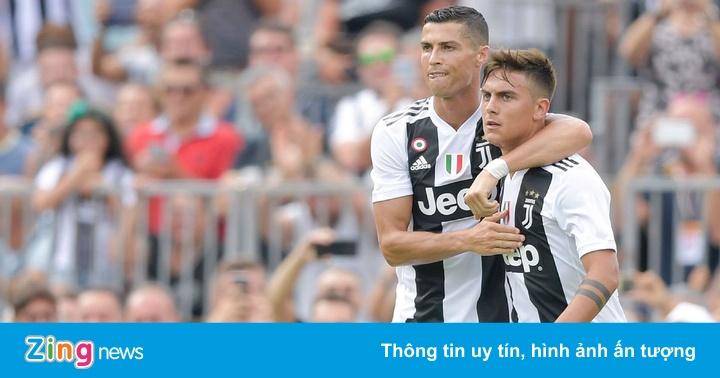 Ronaldo vô duyên, Juventus thua sốc Young Boys 1-2