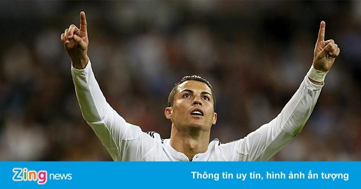 Cristiano Ronaldo sinh ra để chinh phục