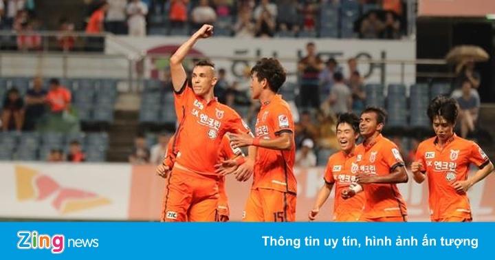 Gangwon FC 1-0 Incheon: Bàn thua bất ngờ