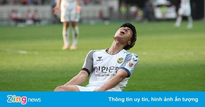 Công Phượng vắng mặt, Incheon không thắng trận thứ 8 liên tiếp