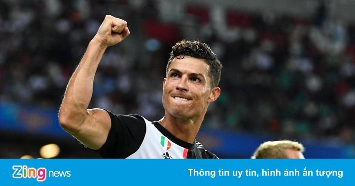 Với Cristiano Ronaldo, Juventus mới là 'dải ngân hà'