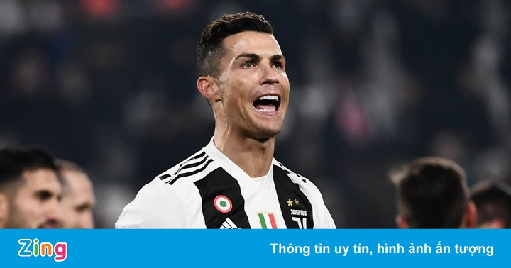 Juventus vs Tottenham: Ronaldo lĩnh xướng hàng công