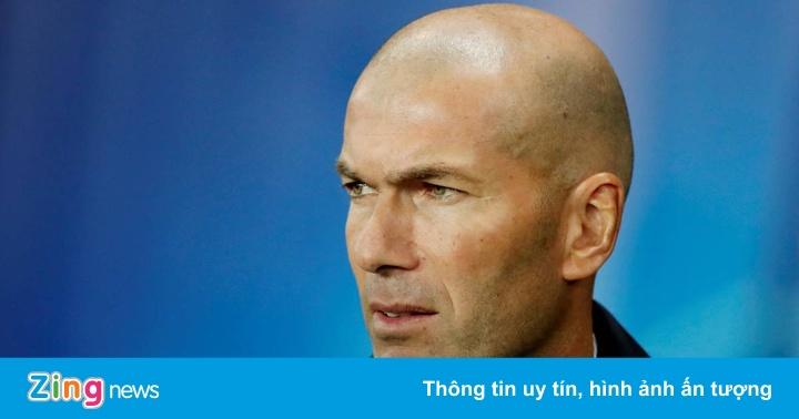 Real Madrid tốn khoản tiền khổng lồ nếu muốn sa thải Zidane