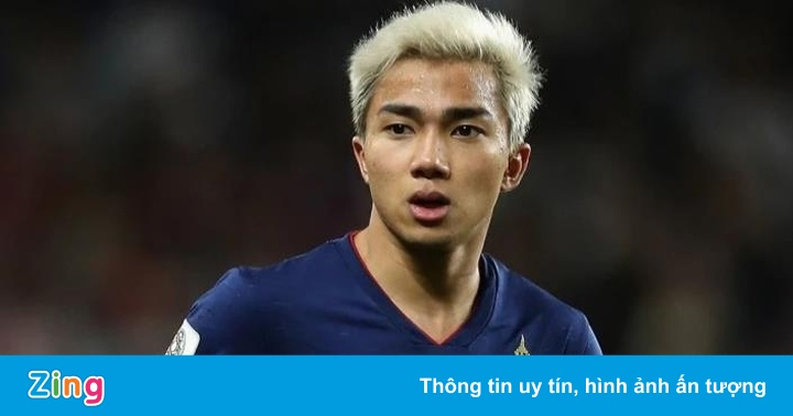 Malaysia vs Thái Lan: Chanathip trở lại đá cặp cùng Dangda