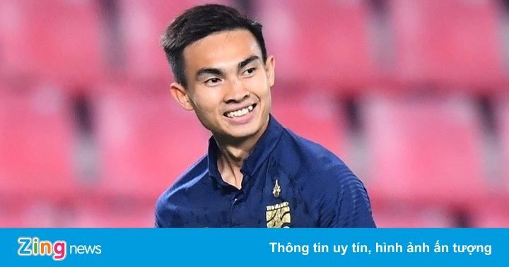 Sao Thái Lan giành ngôi vua phá lưới VCK U23 châu Á