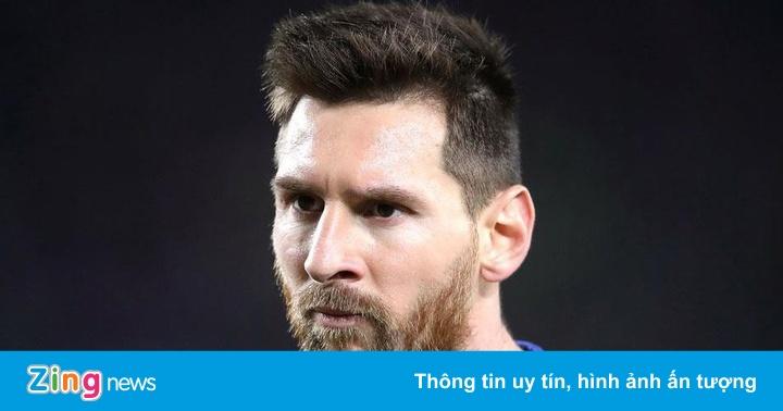 Zidane: 'Tôi mong Messi ở lại Barca'