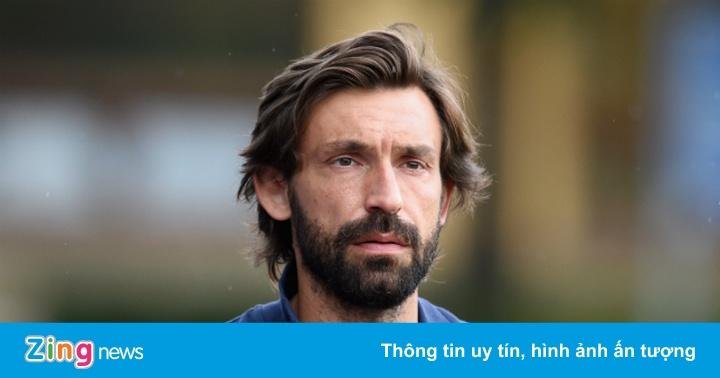 Juventus chọn Pirlo làm HLV thay Sarri