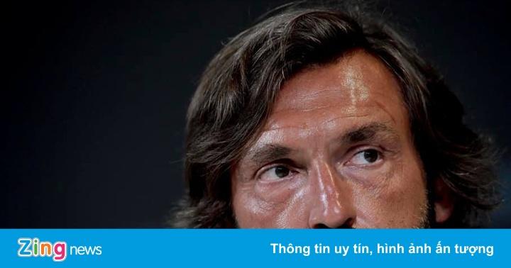 Pirlo lần đầu lên tiếng trên cương vị HLV Juventus