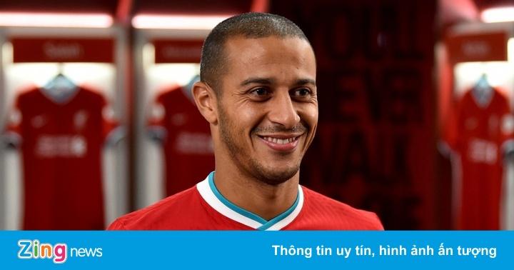 Chelsea vs Liverpool: Thiago dự bị