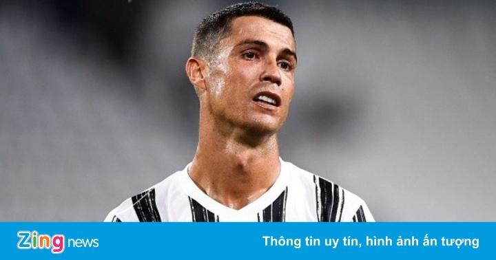Ronaldo vẫn dương tính với virus corona