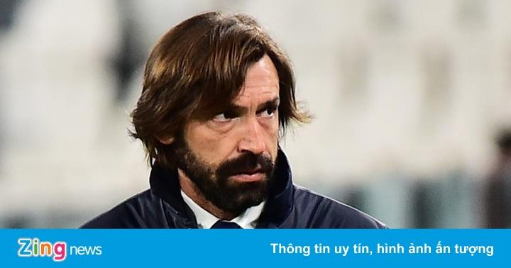 Pirlo đang thử thách sự kiên nhẫn của Juventus