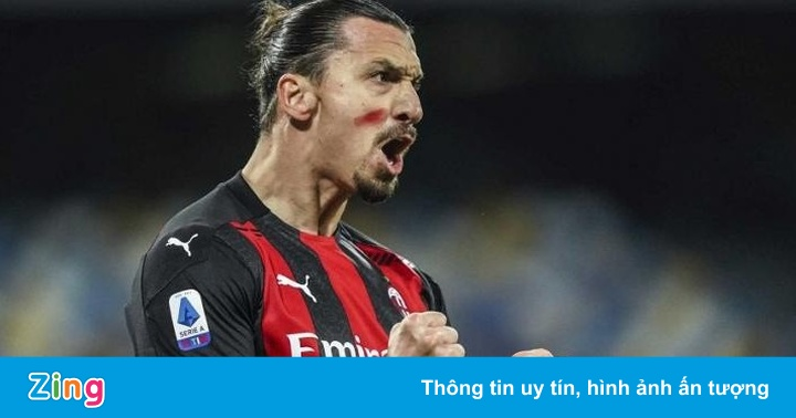 Ibrahimovic tố cáo nhà phát hành FIFA 21