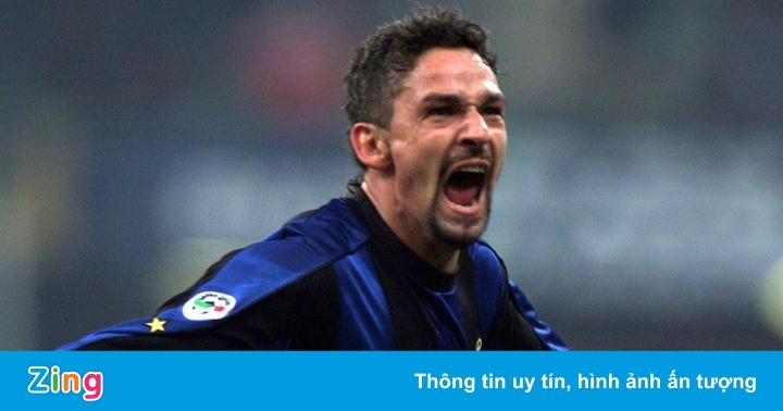Đại chiến Inter - Real Madrid trong ký ức về Roberto Baggio