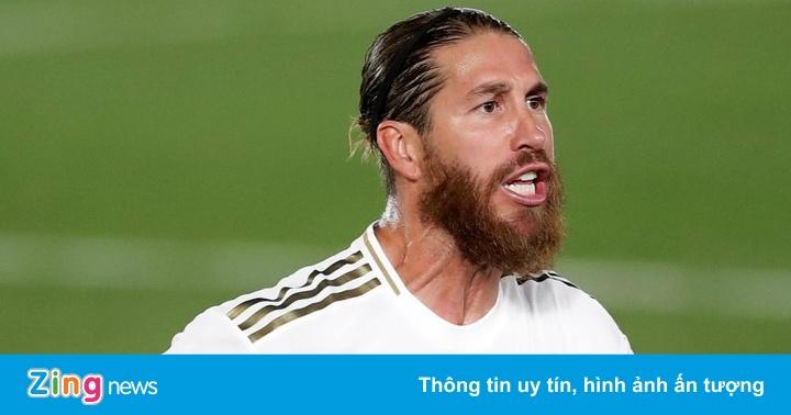 Real Madrid khó tìm người thay Ramos
