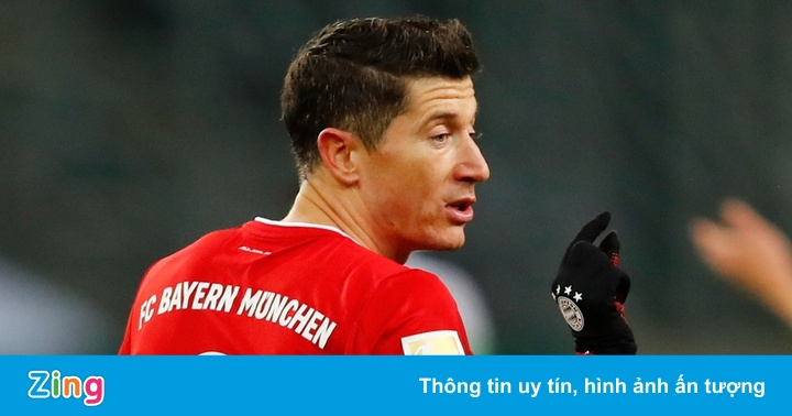 Bayern thua dù dẫn trước 2 bàn