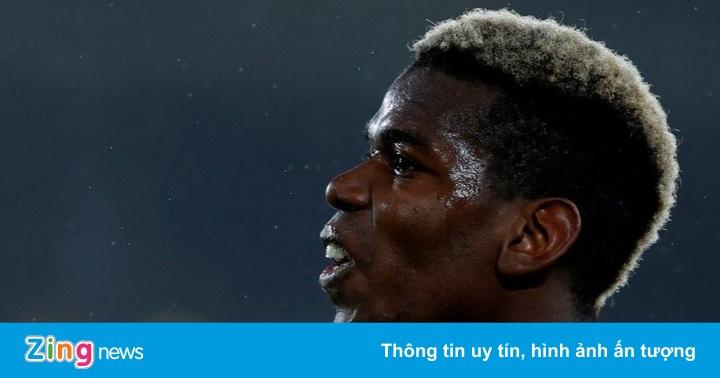 Cơn giận của Pogba và bản lĩnh Man United