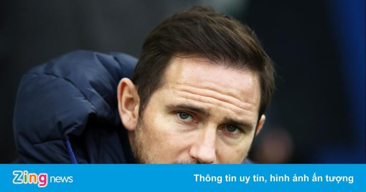 Chelsea vội vã khi sa thải Lampard?