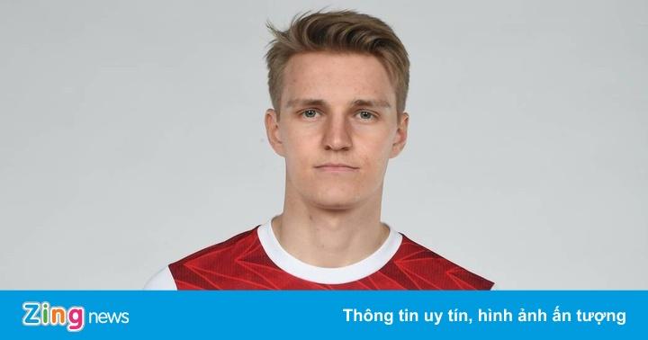 Arsenal mượn thành công Odegaard từ Real Madrid