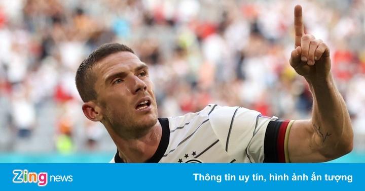 Ronaldo giờ không thể coi thường Gosens