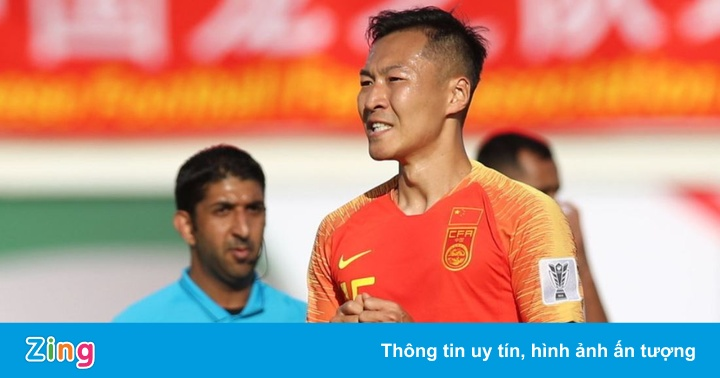 Trung Quốc nhọc nhằn giành 3 điểm nhờ sai lầm của thủ môn Kyrgyzstan
