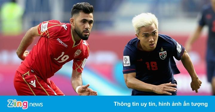 Kịch bản nào đưa Thái Lan lọt vào vòng 1/8 Asian Cup?