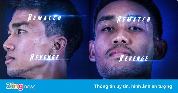 Thái Lan tung bộ ảnh dọa tuyển Việt Nam tại King's Cup