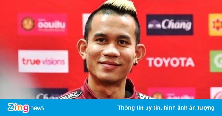 Cầu thủ Thái Lan đấm trọng tài có nguy cơ bị tước quyền dự King's Cup