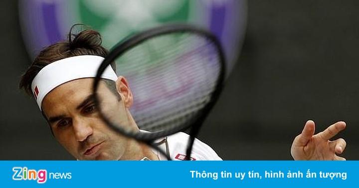 """Djokovic 1-1 Federer (set 3, 1-2): """"Tàu tốc hành"""" duy trì phong độ"""