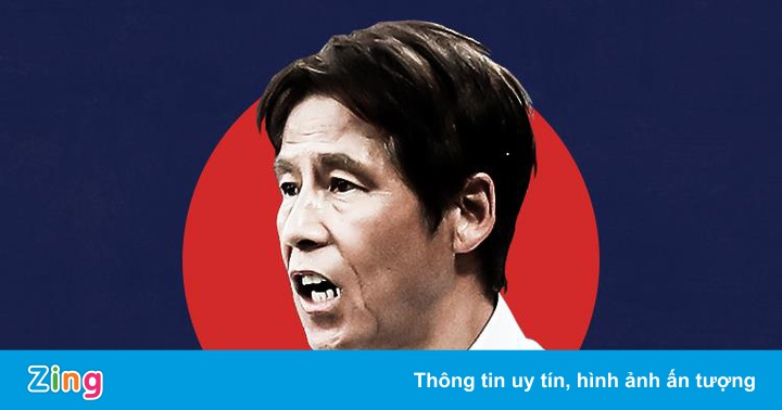 HLV Nishino và lời tuyên bố cùng Thái Lan đánh bại tuyển Việt Nam