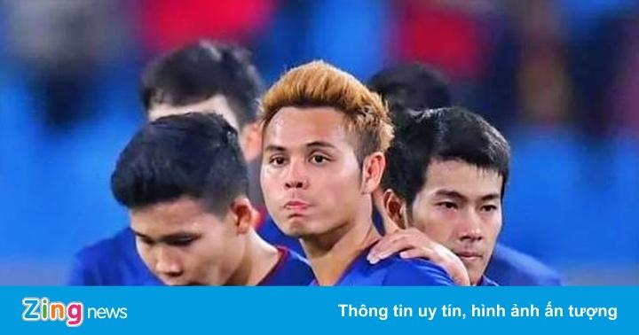 Hậu vệ Thái Lan xin lỗi vì sút hỏng penalty trước tuyển Việt Nam