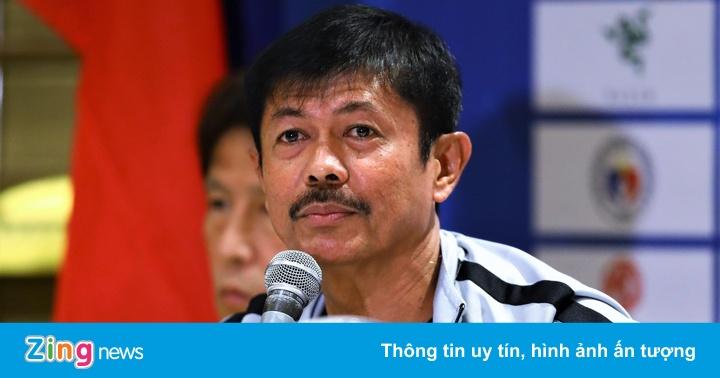 HLV Indonesia được tiếp động lực trước thềm tái đấu U22 Việt Nam