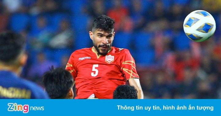 HLV Bahrain ngưỡng mộ phong cách thi đấu của U23 Thái Lan