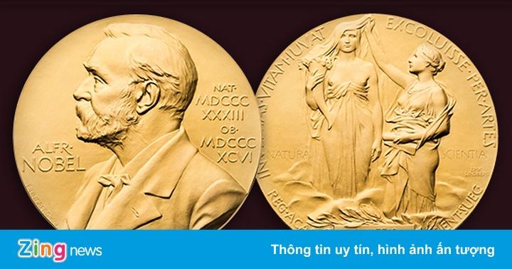 Nobel Hóa học 2017 được trao cho 3 nhà khoa học