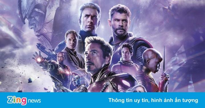 'Avengers: Endgame' bổ sung phân cảnh mới, tiếp tục oanh tạc phòng vé