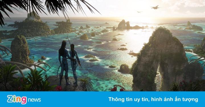 James Cameron tiết lộ ba phân cảnh của 'Avatar 2' cho đồng nghiệp
