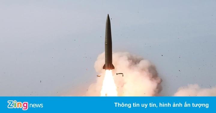 """Tên lửa mới của Triều Tiên đủ sức bắt đầu cả cuộc chiến"""""""
