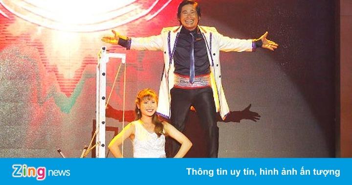 Cha Con Nghệ Sĩ Xiếc Trình Diễn Ảo Thuật Khiến Khán Giả Thót Tim - Game  Show - Zing.Vn