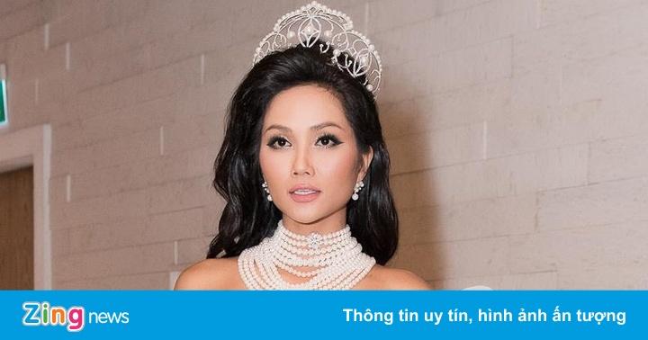 H'Hen Niê và dàn hoa hậu, á hậu khoe vóc dáng tại sự kiện nhan sắc