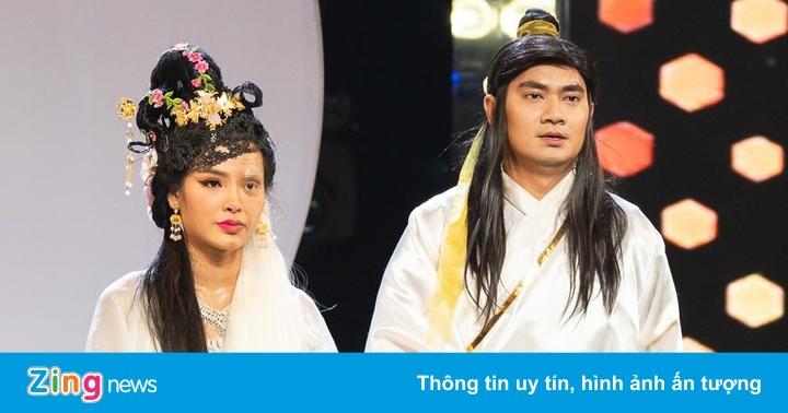 Phương Trinh Jolie, Minh Luân rút khỏi Tuyệt đỉnh song ca