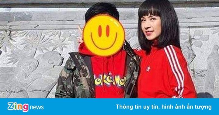 Con trai 11 tuổi của Việt Trinh cao lớn bằng mẹ