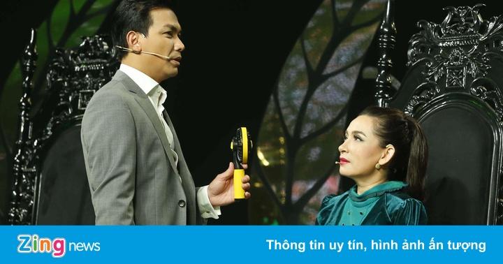 Phi Nhung từng tát Mạnh Quỳnh trên sân khấu