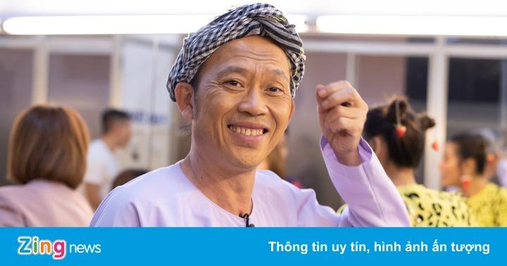 Hoài Linh, Trấn Thành và dàn sao hài diễn kịch ngày mùng 1 Tết