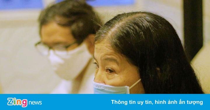 Mẹ Mai Phương: 'Tiêm giảm đau cho con, có thể để Ngọc Huy nuôi Lavie'
