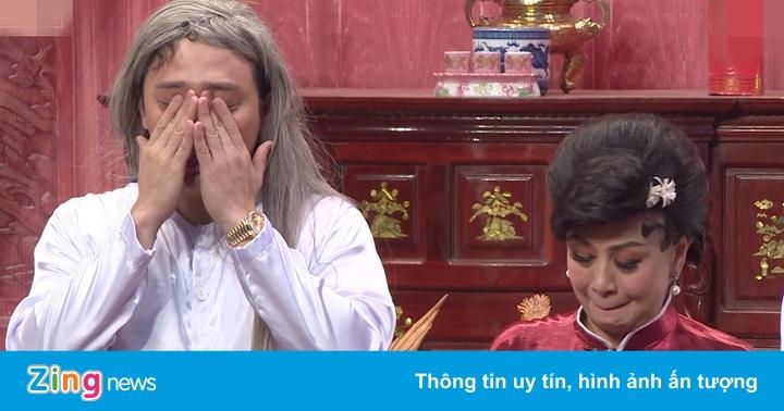 Trấn Thành bật khóc kể nghệ sĩ Minh Phượng bị tai biến ở Ơn giời