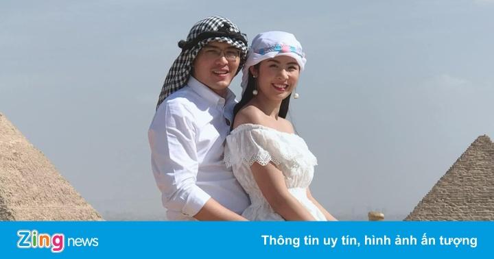 10 năm bên nhau của Hoa hậu Ngọc Hân và chồng sắp cưới